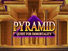 Играть онлайн в Пирамида В Поисках Бессмертия