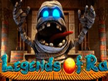 Легенды Ра в онлайн клубе