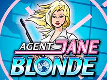 Агент Джейн Блонд в онлайн казино