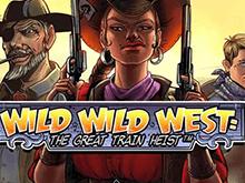 Игровой автомат Дикий Дикий Запад: Ограбление Поезда