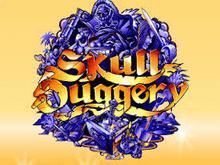 Тематический игровой автомат Skull Duggery