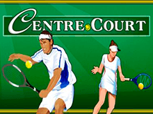 В интернет-казино игровой автомат Centre Court