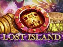 Игровой автомат с бонусными раундами Lost Island