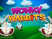 Популярный игровой автомат Wonky Wabbits