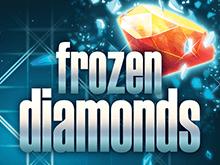 В виртуальном казино слот Frozen Diamonds